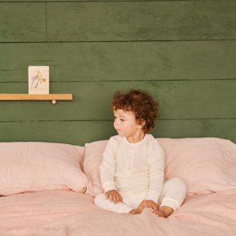 Pointelle Long Sleeve Pyjama Set