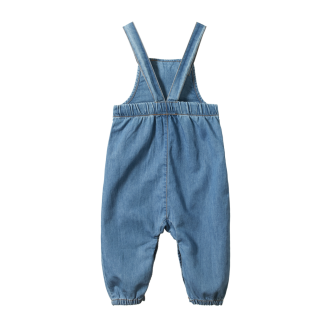 Tipper Overalls Chambray