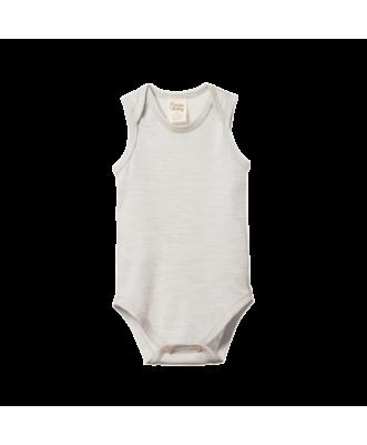 Merino Singlet Bodysuit