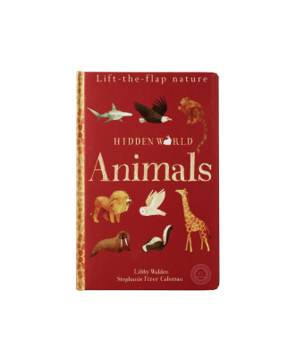 HIDDEN WORLD ANIMALS